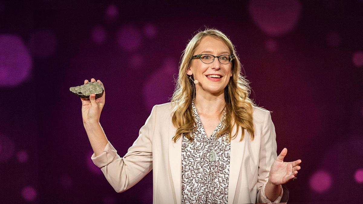 سخنرانی تد : سرگذشت یک شکارچیِ سیارک