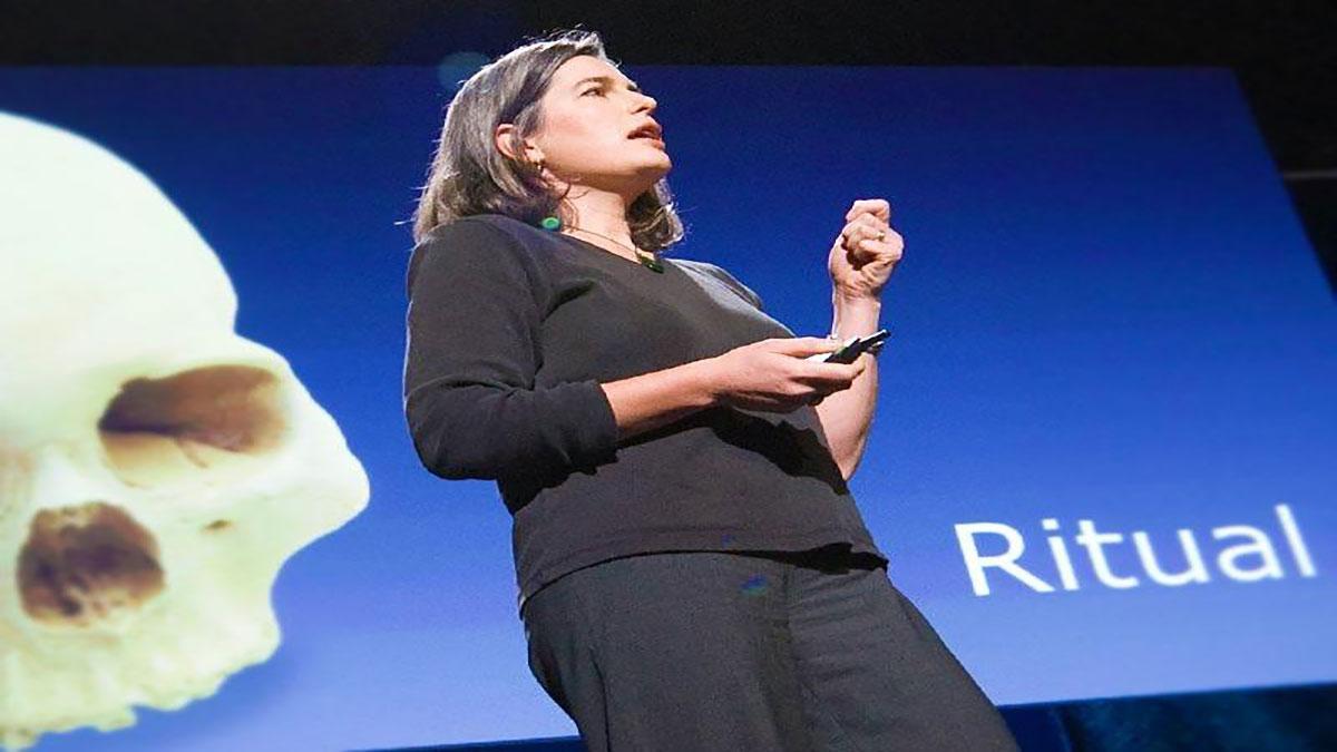 سخنرانی تد : کاترین موهر : گذشته جراحی ، حال و آینده با روبات ها