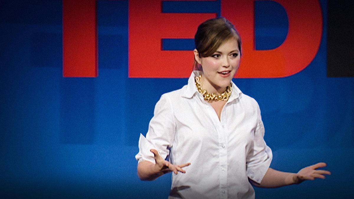 سخنرانی تد : چریتی تیل من دیک: آواز خواندن بعد از پیوند هر دو ریه
