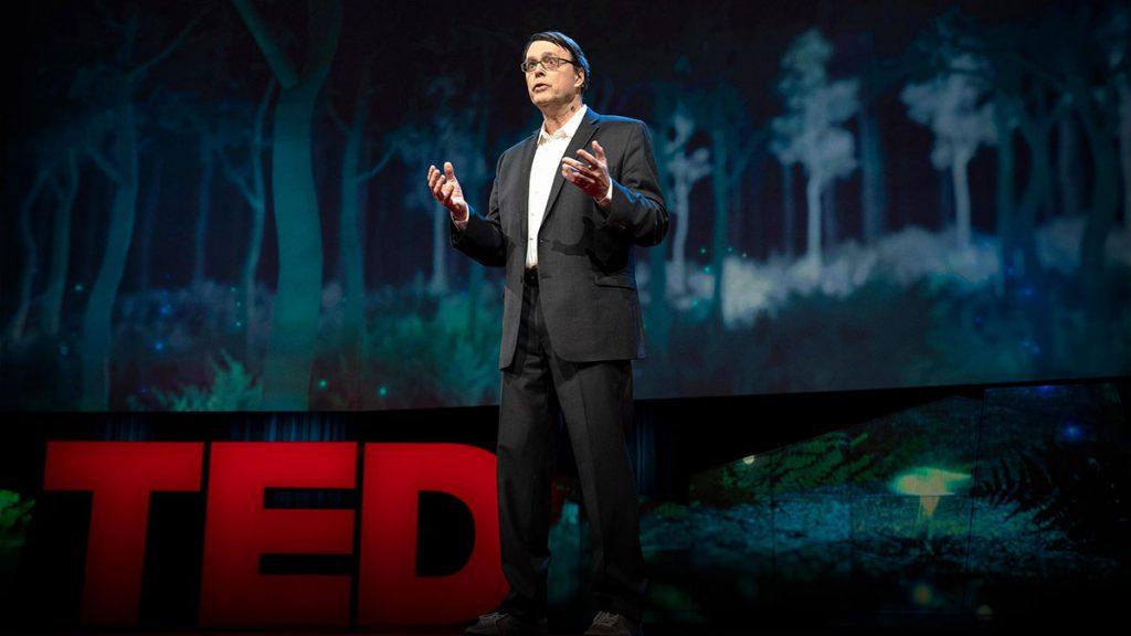 سخنرانی تد : ما چگونه زنده خواهیم ماند وقتی جمعیت به ۱۰ میلیارد برسد؟