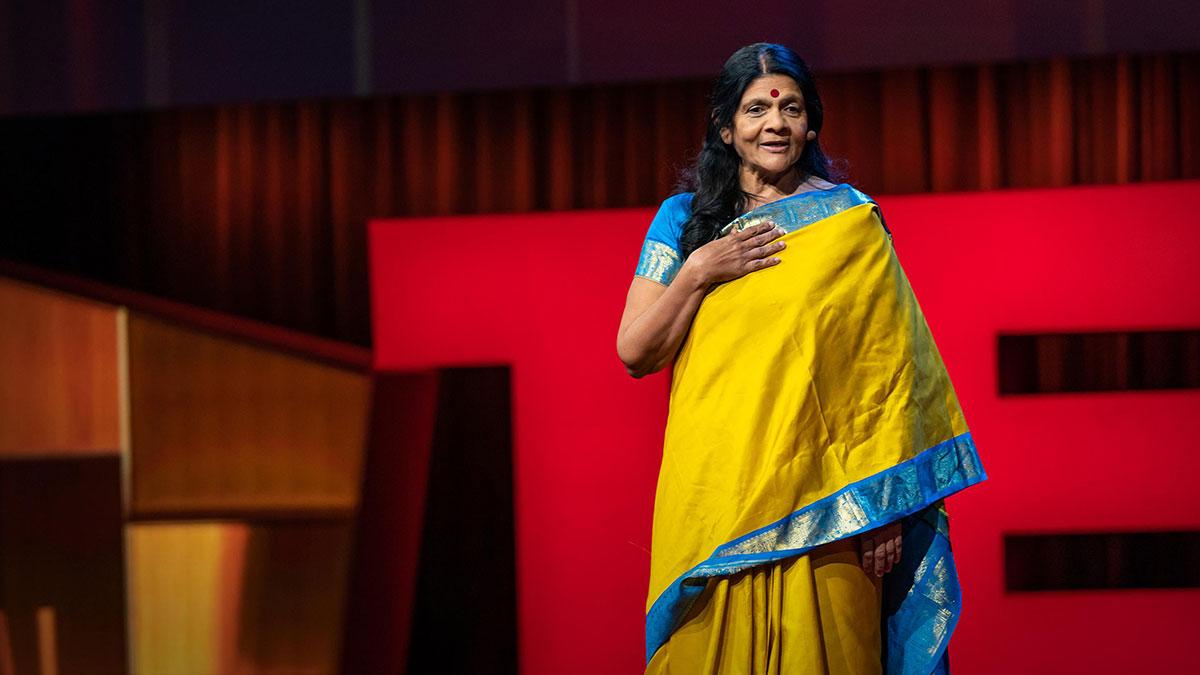 سخنرانی تد : چطور زنان در مناطق روستایی هند جسارت را به سرمایه تبدیل کردند