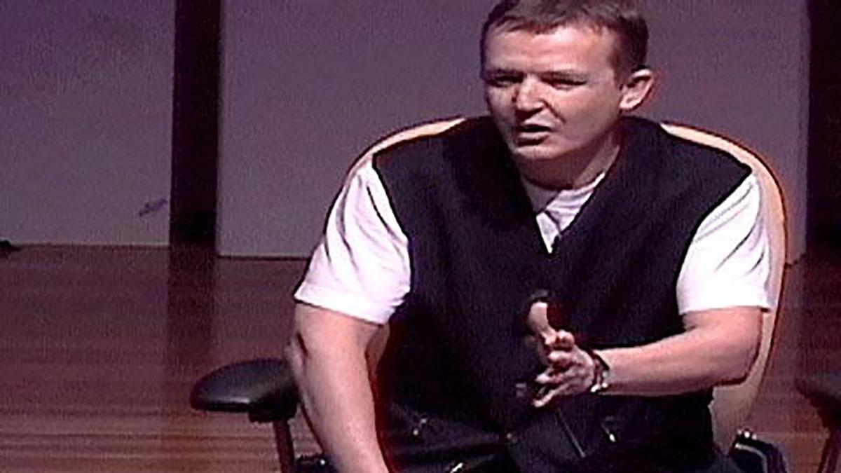 سخنرانی تد : کریس اندرسون دیدگاه خود را نسبت به TED می گوید