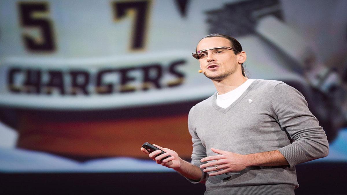 سخنرانی تد : چگونه واقعیت مجازی باعث دگرگونی ورزشها و ایجاد همدلی میشود؟