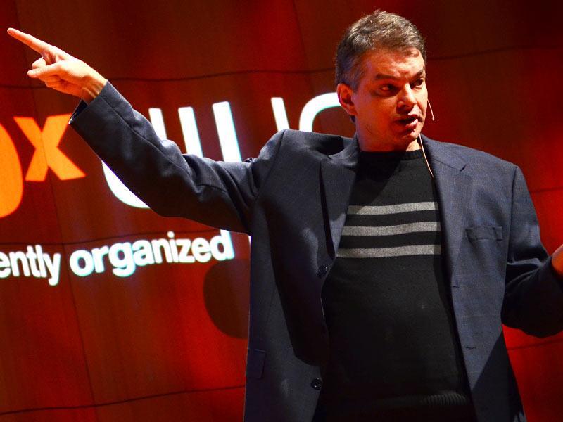 سخنرانی تد : کریستوفر آدامی: در جستجوی حیاتی که نمیتوانیم تصور کنیم