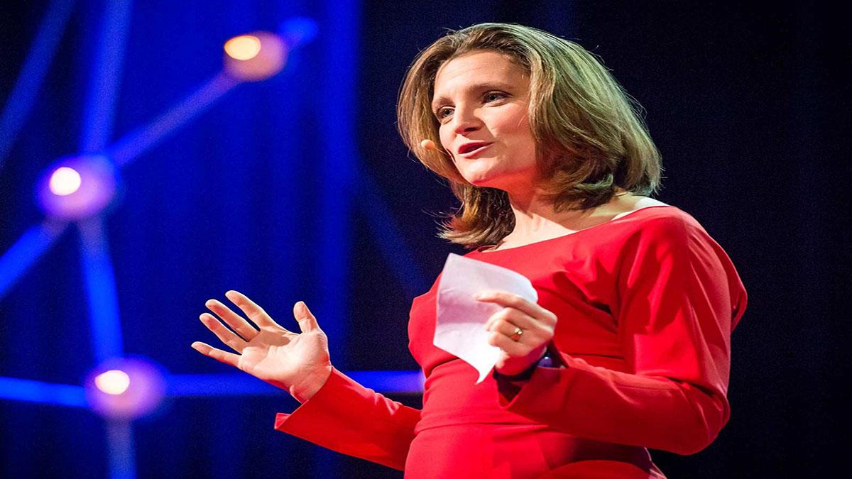 سخنرانی تد : ظهور ابَر ثروتمندان نوین جهانی