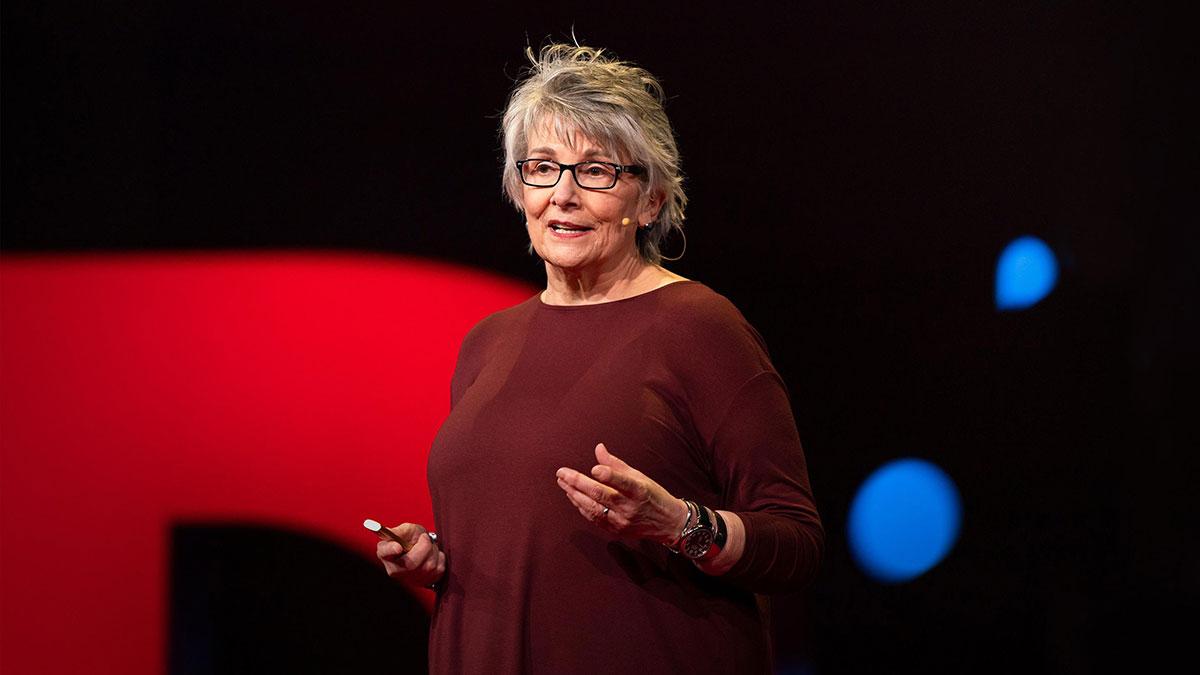 سخنرانی تد : روشی نوین برای آمادهسازی تمامی خُردسالان برای مهد کودک
