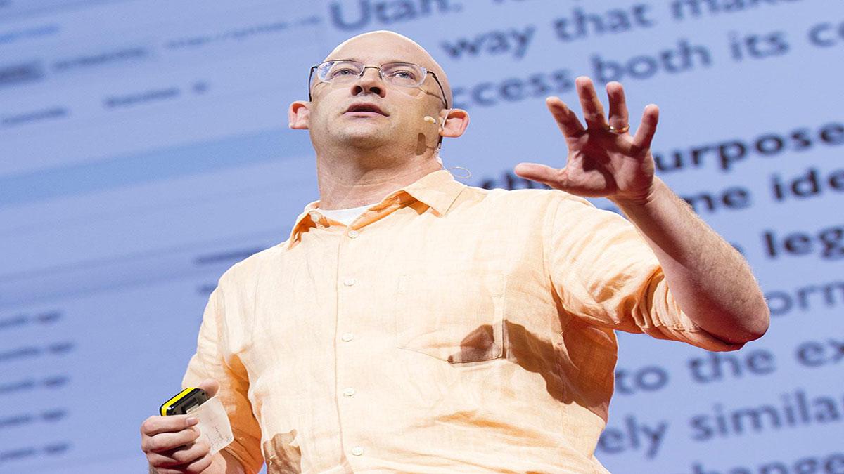 سخنرانی تد : کِلِی شیرکی: اینترنت چگونه خواهد توانست (یه روز) حکومت را دگرگون کند؟