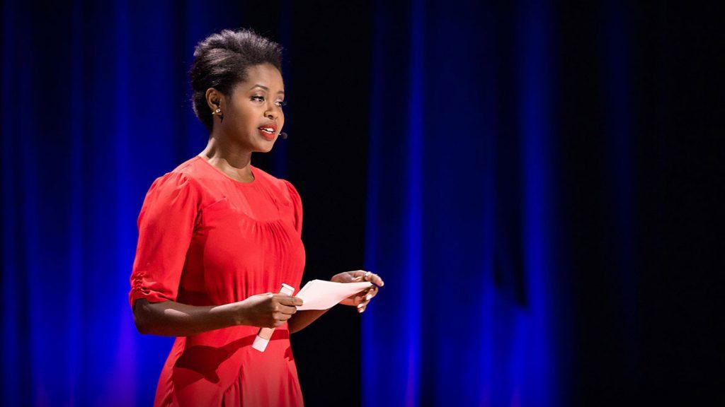 سخنرانی تد : جنگ و عواقب آن