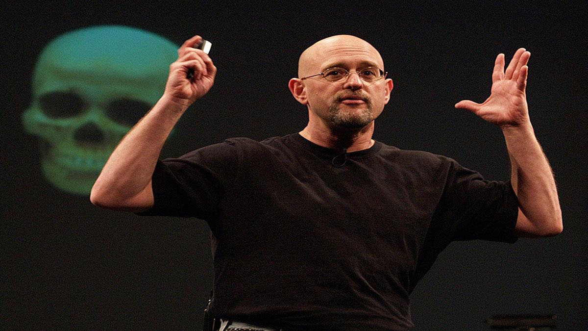 سخنرانی تد : راز شاد زیستن از زبان دن گیلبرت