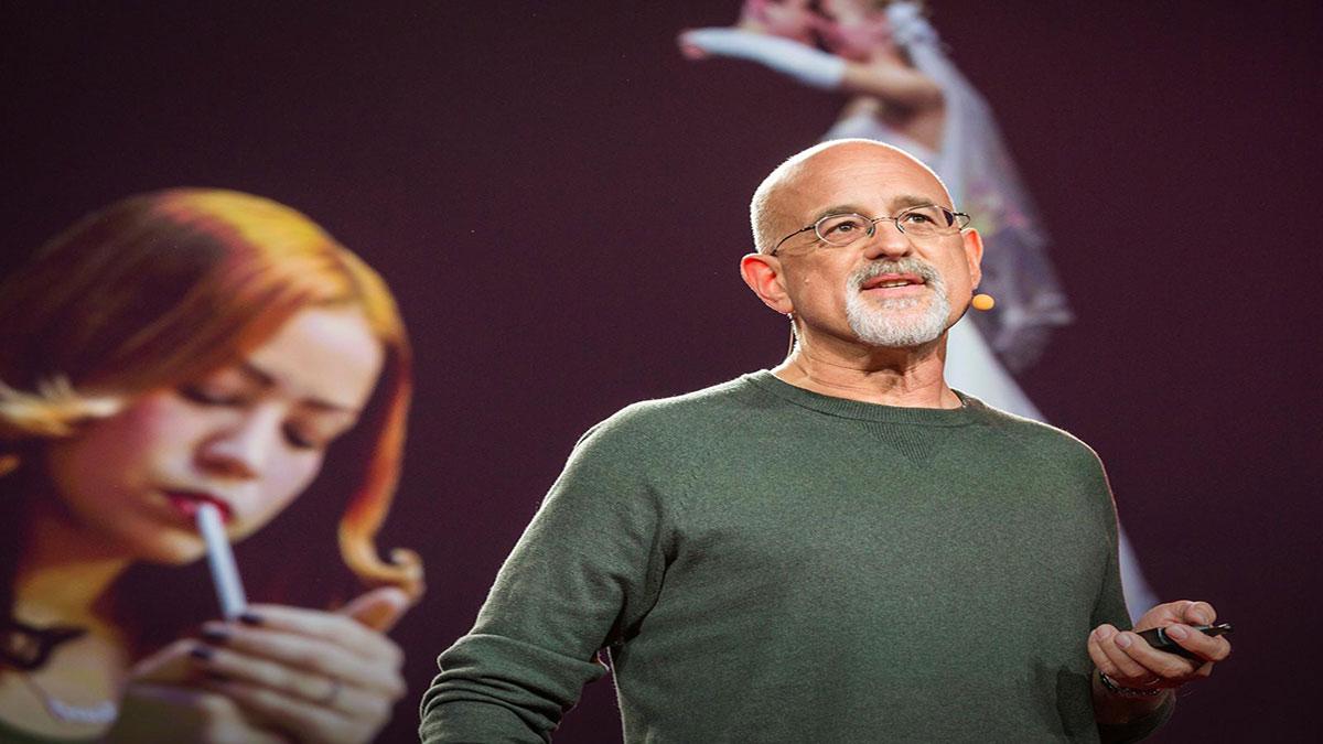 سخنرانی تد : روانشناسی خودِ آینده شما