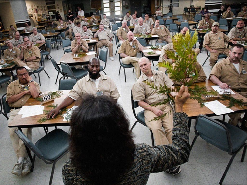 سخنرانی تد : چگونه زندانها میتوانند به زندانیها در داشتن یک زندگی هدف دار کمک کنند