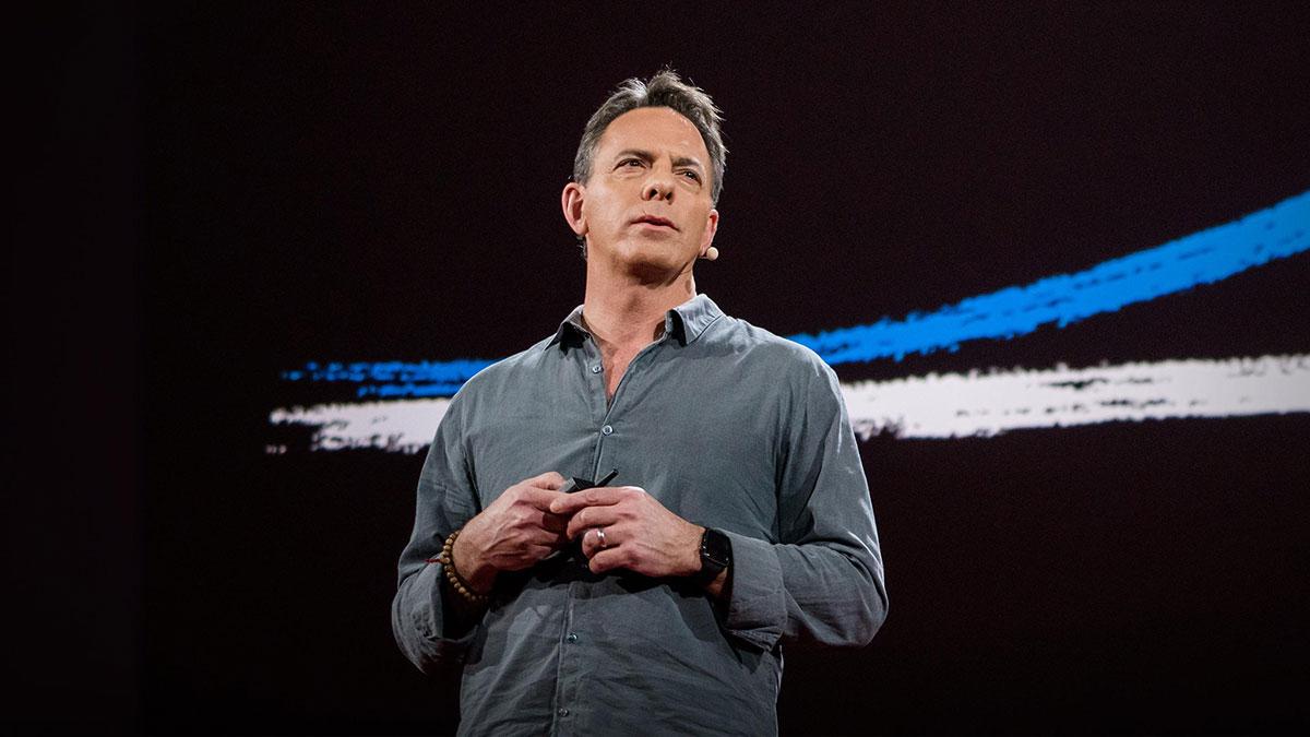 سخنرانی تد : رؤیایی که جرأت داشتن آن را نداریم