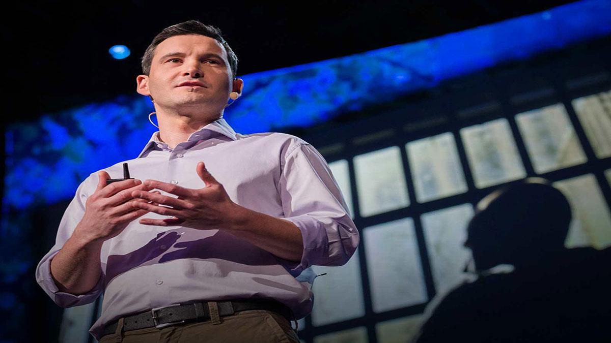 سخنرانی تد : عصب شناسی عدالت احیاگرنه