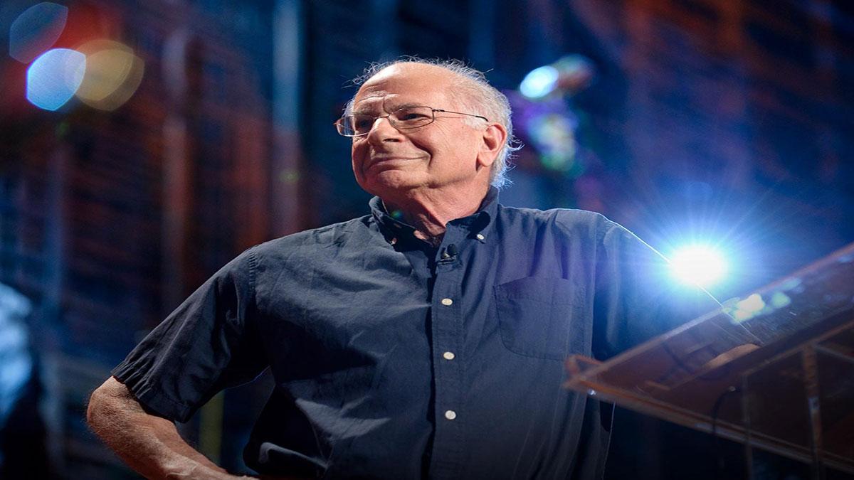 سخنرانی تد : دانیل کانمن: معمای تجربه و حافظه