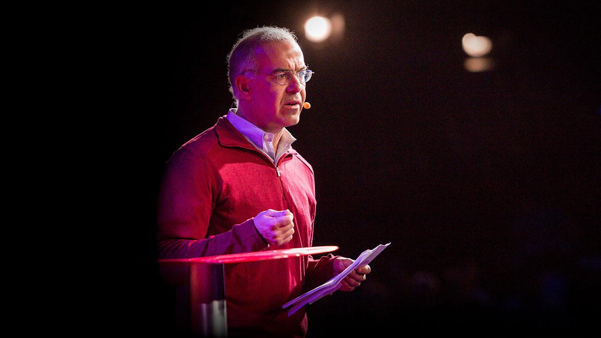 سخنرانی تد : زندگی برای رزومه یا مدح و ستایش؟