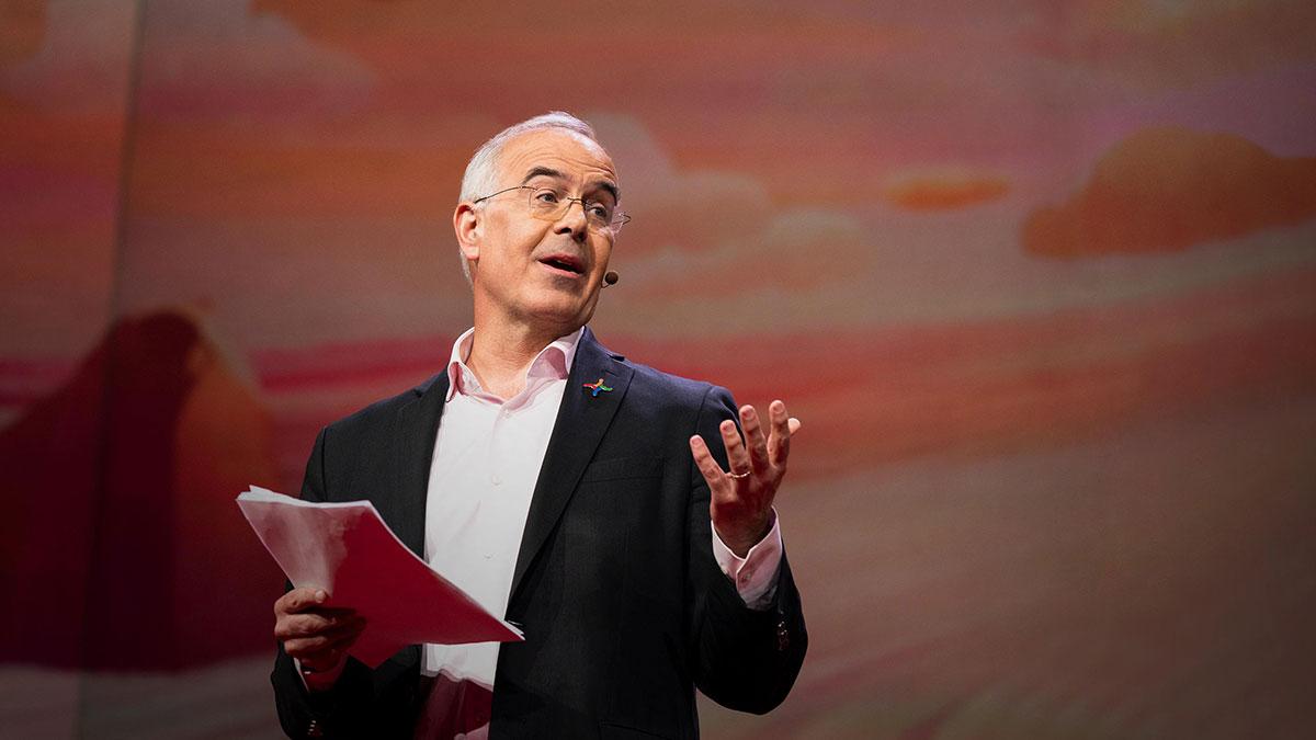 سخنرانی تد : دروغهایی كه فرهنگ ما دربارهی آنچه اهميت دارد، به ما میگوید — و راه بهتري براي زندگي كردن
