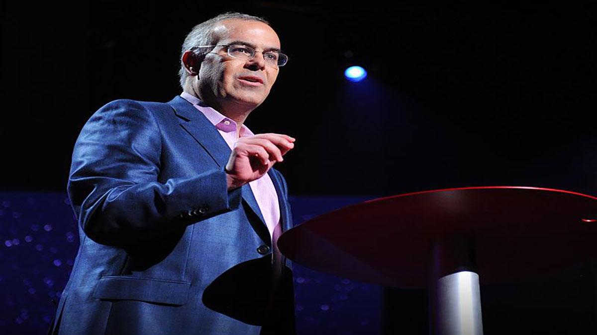 سخنرانی تد : دیوید بروکز-حیوان اجتماعی