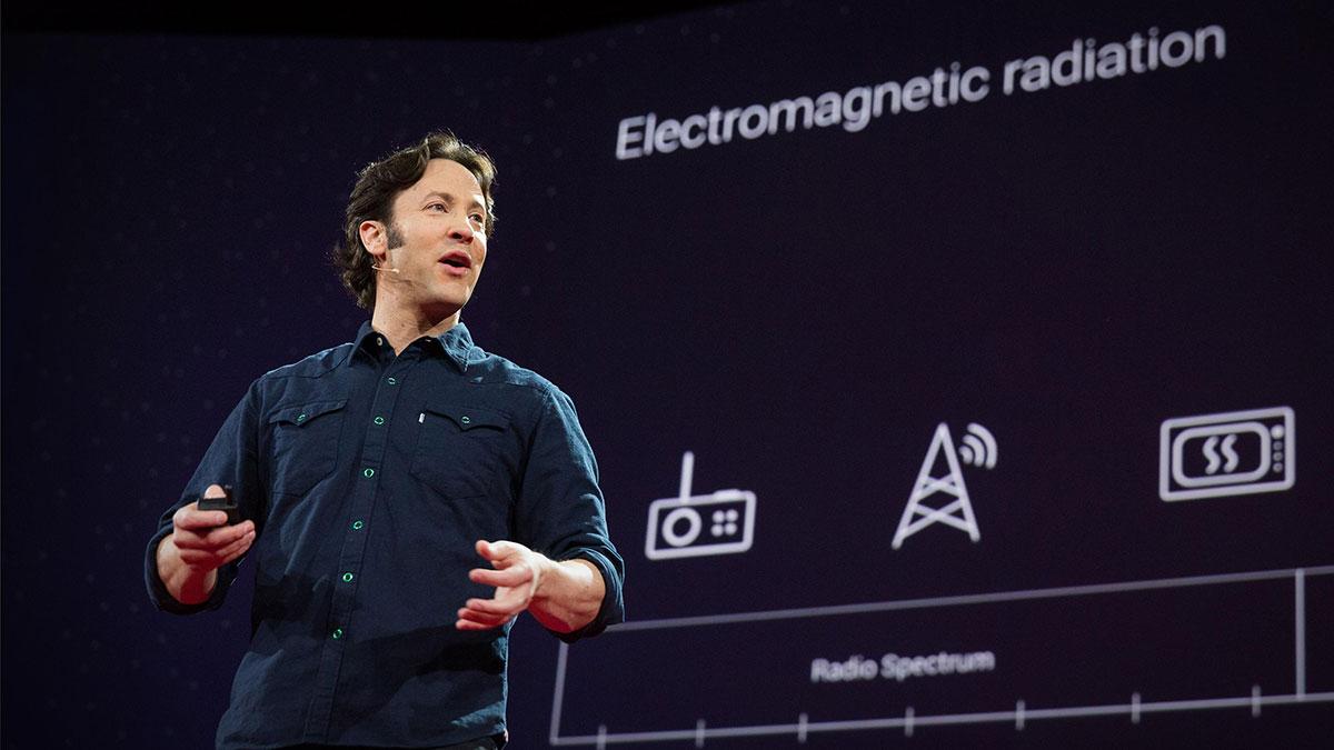 سخنرانی تد : آیا  میتوانیم حواس جدیدی برای انسان خلق کنیم؟