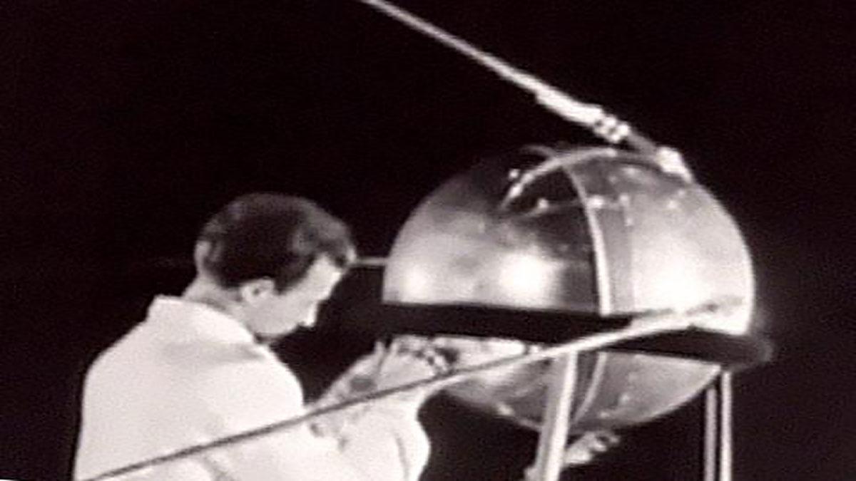 سخنرانی تد : دیوید هافمن هیجانش در مورد اسپاتنیک (Sputnik) را با ما به اشتراک میگذارد.