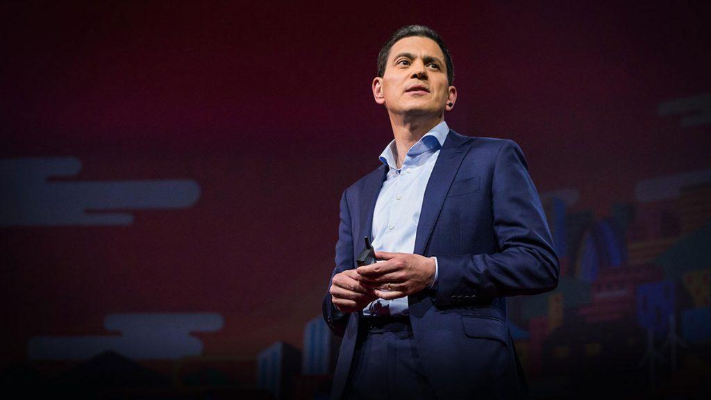 سخنرانی تد : بحران پناهجویان برای ما یک آزمون خودشناسی است