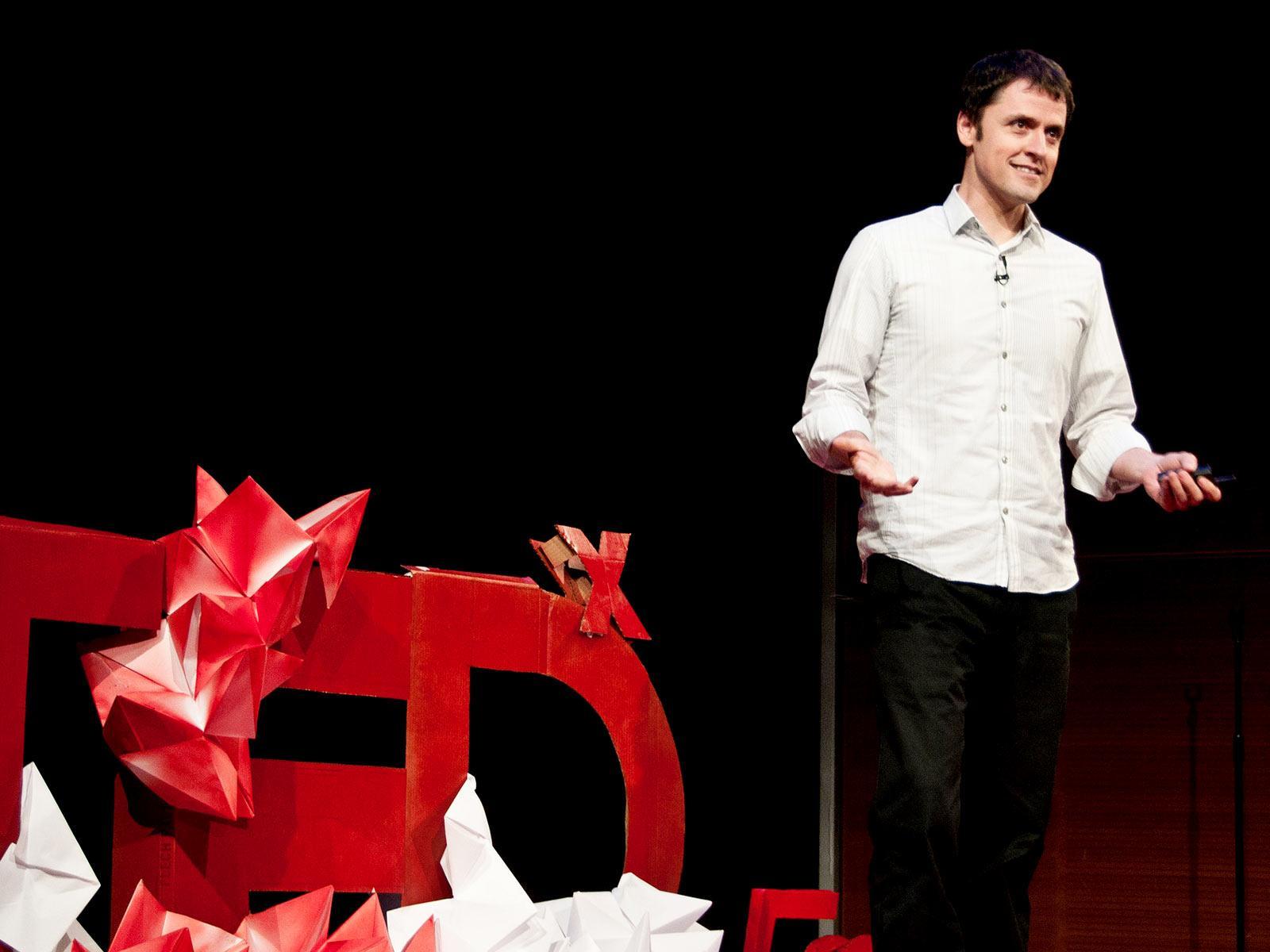 سخنرانی تد : دیوید پیزارو: سیاستهای عجیب تنفر
