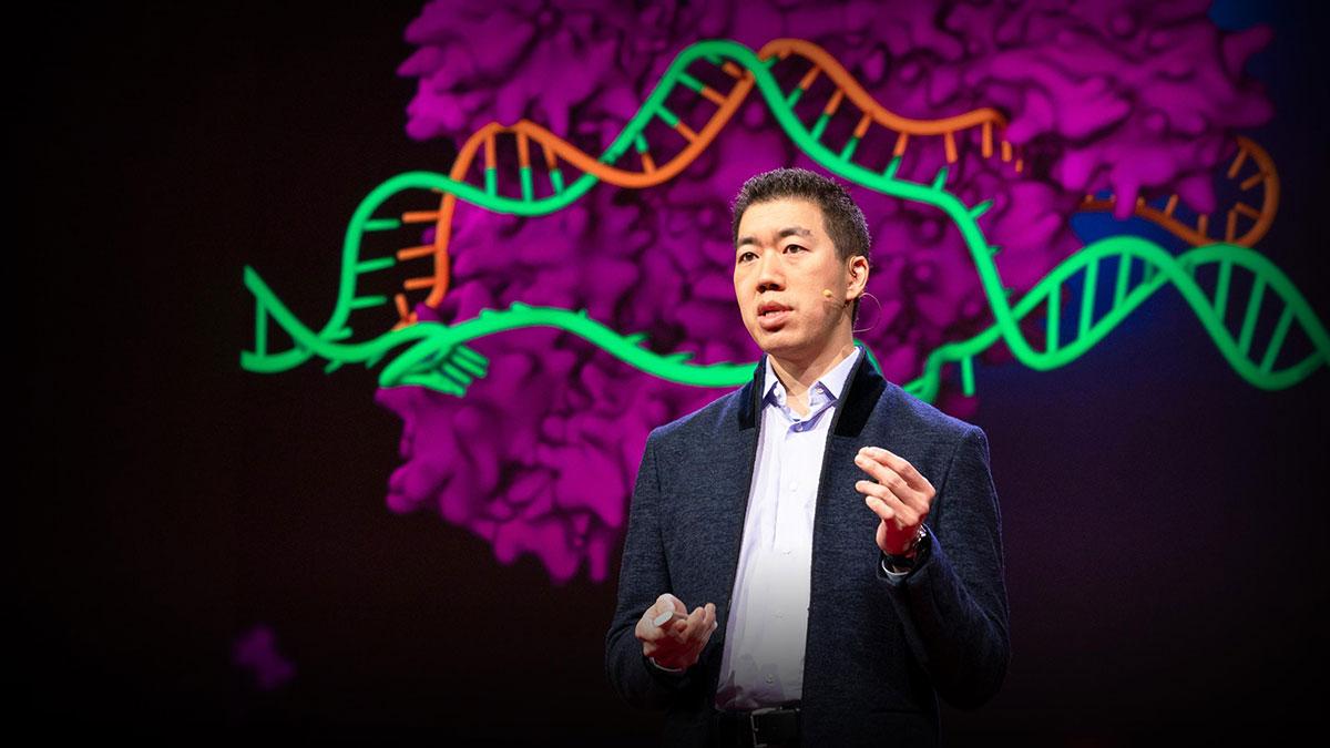سخنرانی تد : آیا میتوانیم بیماریهای ژنتیکی را از طریق بازنویسی DNA درمان کنیم؟