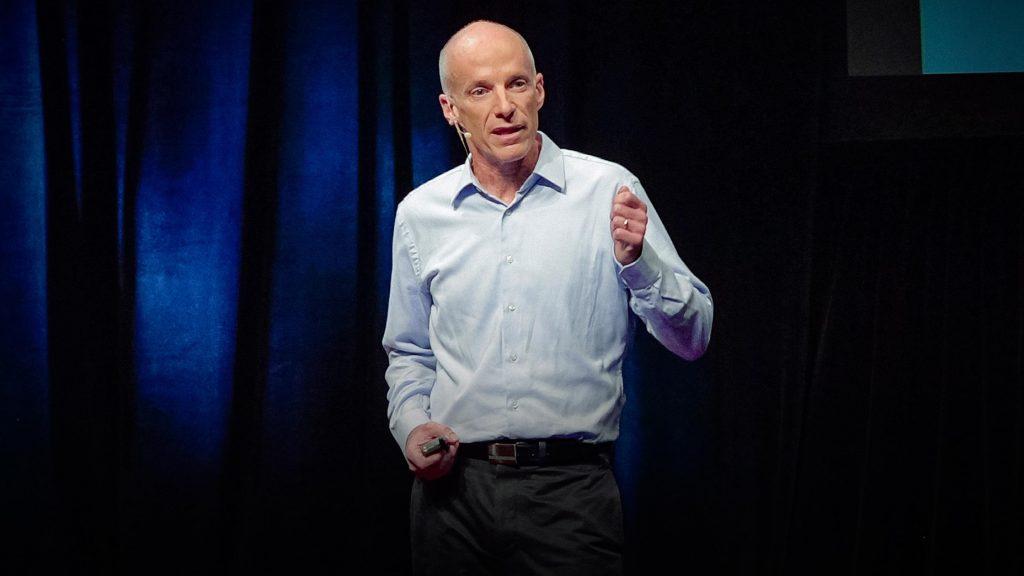 سخنرانی تد : چهار روشی که میتوانیم از یک خشکسالی فاجعهبار دوری کنیم.