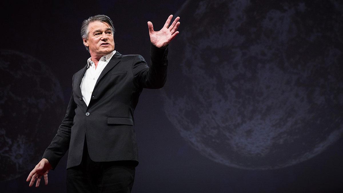 سخنرانی تد : پُلی شاعرانه میان گذشته، حال و آینده