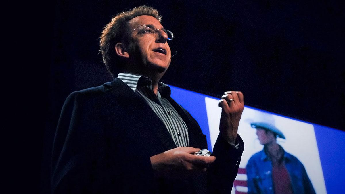 سخنرانی تد : دین ارنیش میگوید ژنهایتان سرنوشت شما نیستند