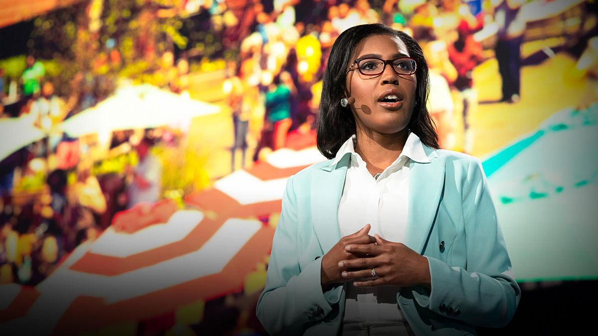 سخنرانی تد : چگونه انرژی را برای خانوادههای کم درآمد دست یافتنیتر کنیم