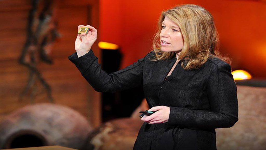 سخنرانی تد : تستی که تومورهای سینه را سه برابر بیشتر پیدا میکند و چرا برای شما در دسترس نیست