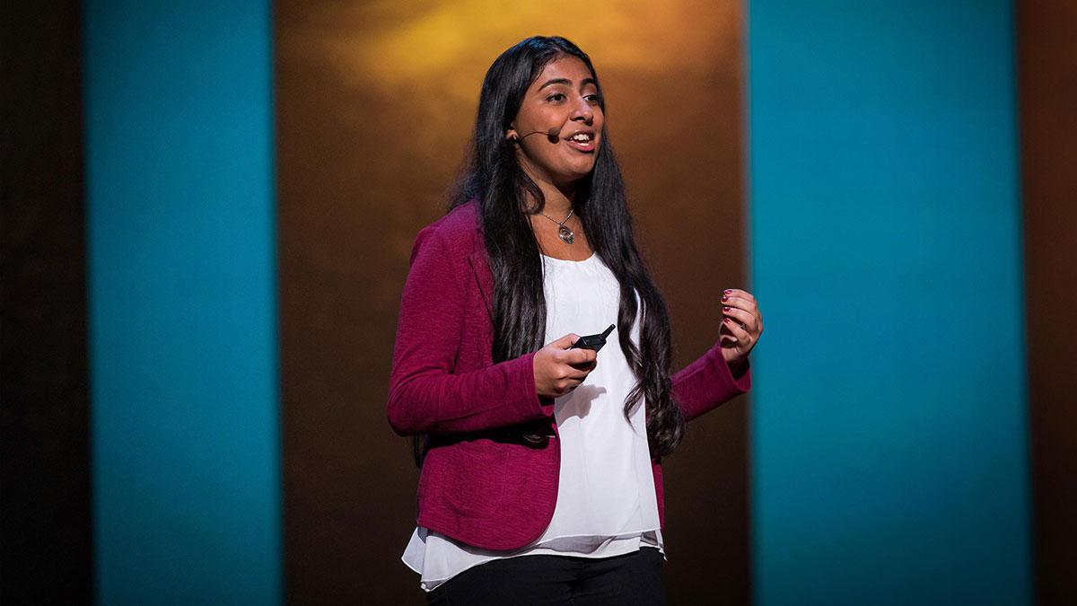سخنرانی تد : ماموریت یک دانشمند جوان برای آب پاک