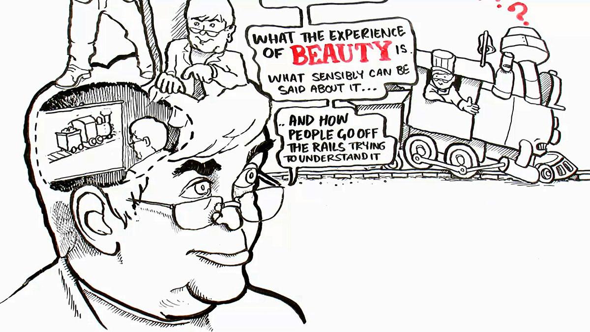 سخنرانی تد : دنیس داتون: نظریه داروینی زیبایی