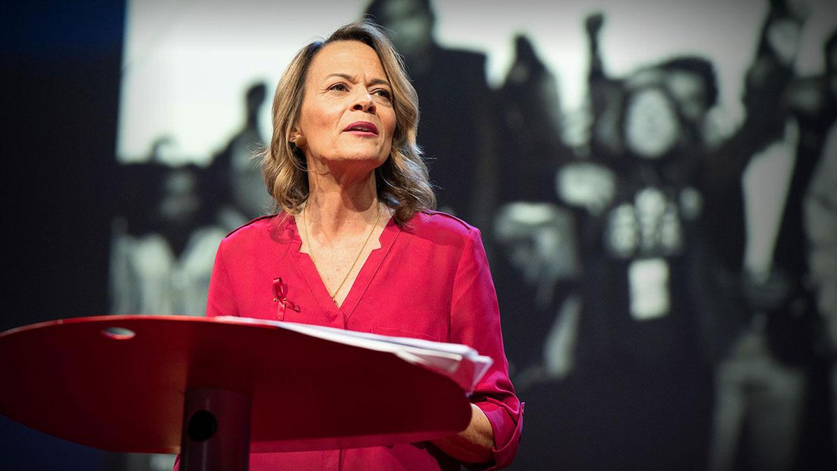 سخنرانی تد : تکلیف معلم پارک لند برای همه ما