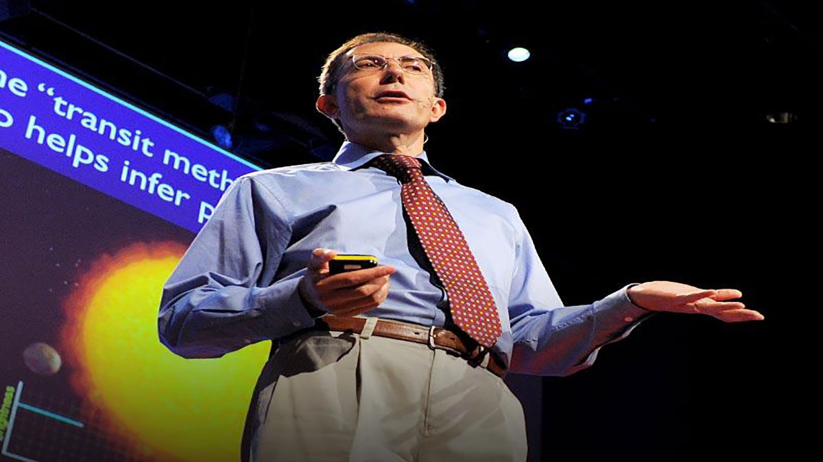 سخنرانی تد : دمیتار ساسلو: چگونه صدها سیاره همچون زمین پیدا کردیم