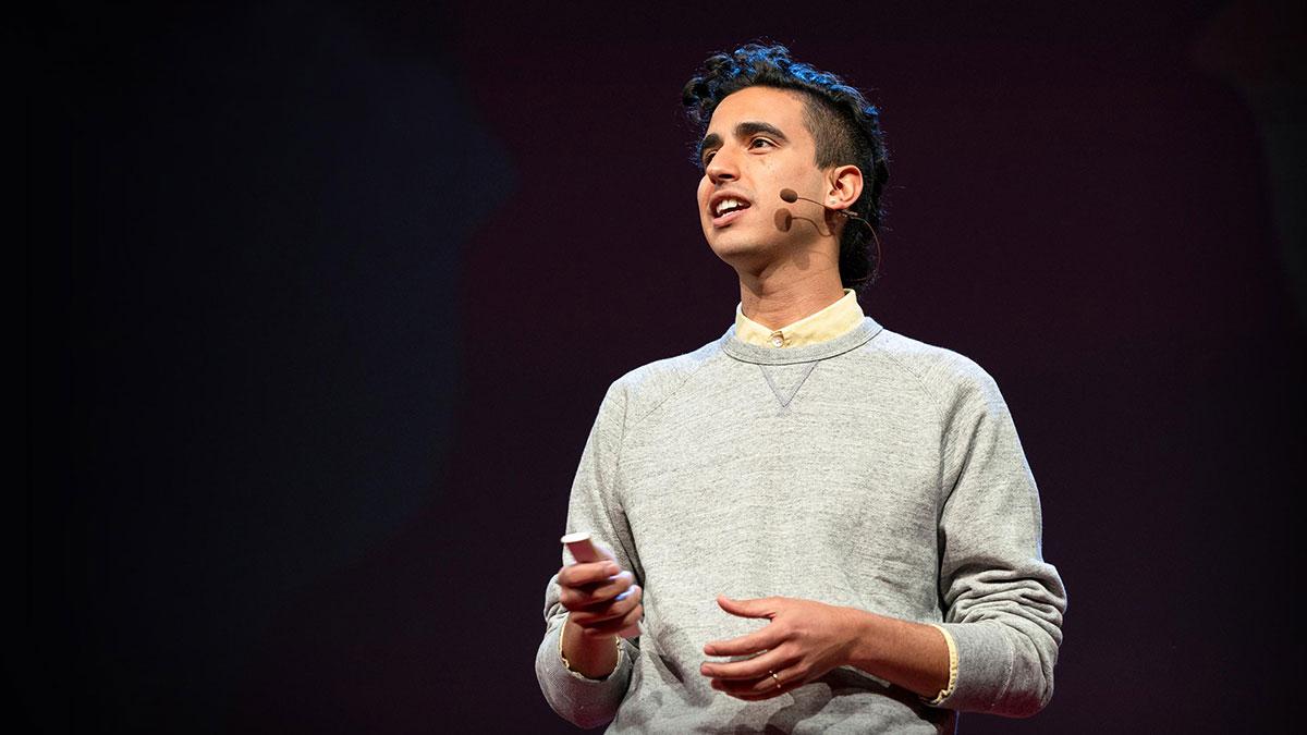 سخنرانی تد : یکدلی ستایش نیست