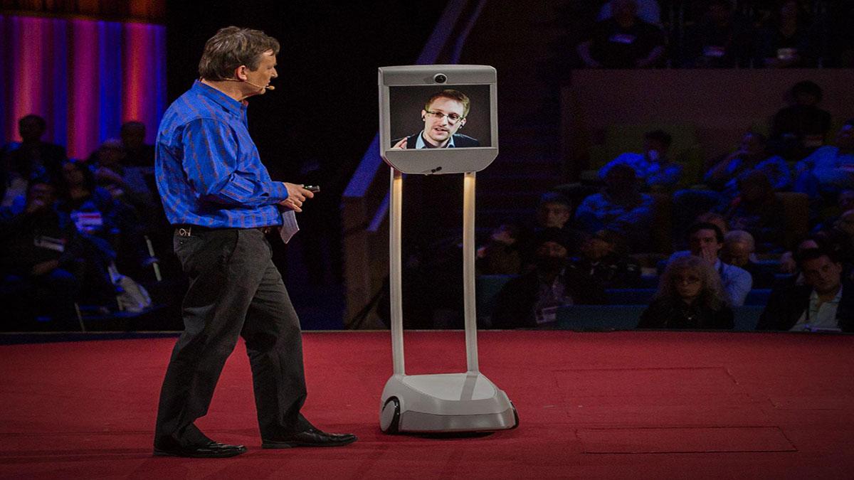 سخنرانی تد : چگونه ما اینترنت را باز پس گیریم