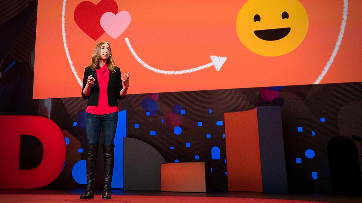 سخنرانی تد : کمک کردن به دیگران ما را شادتر میکند—اما مهم است چگونه انجامش دهیم
