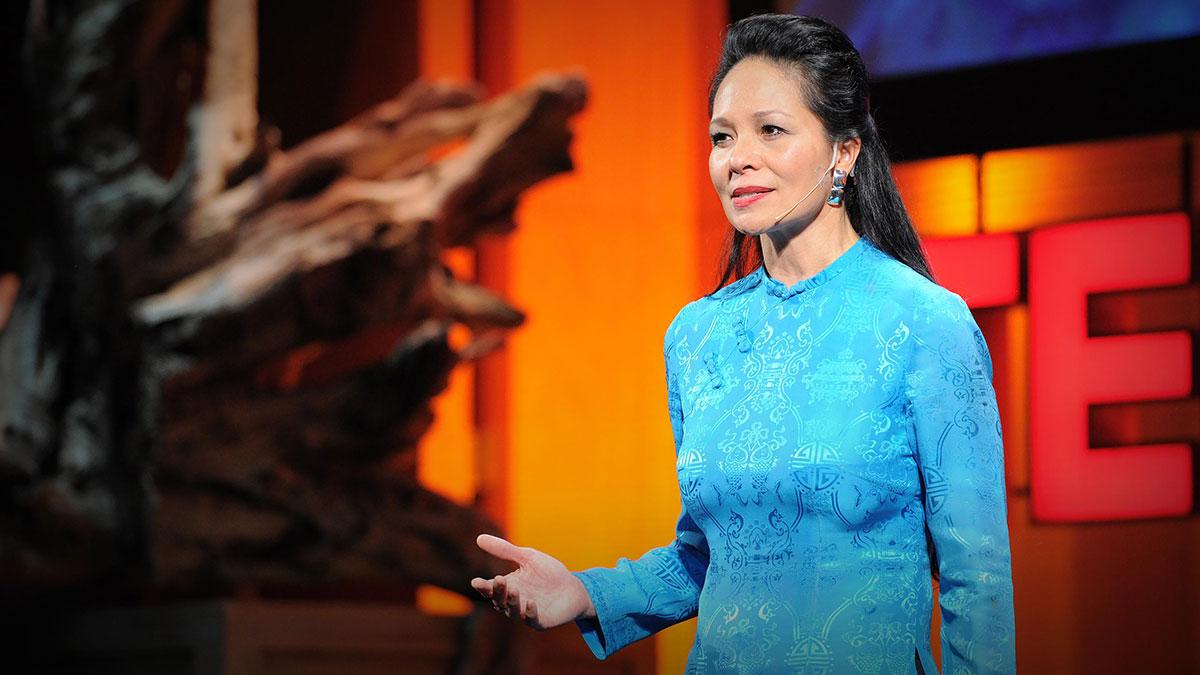 سخنرانی تد : اليزابت ليندسي: انتقال ميراث بشري