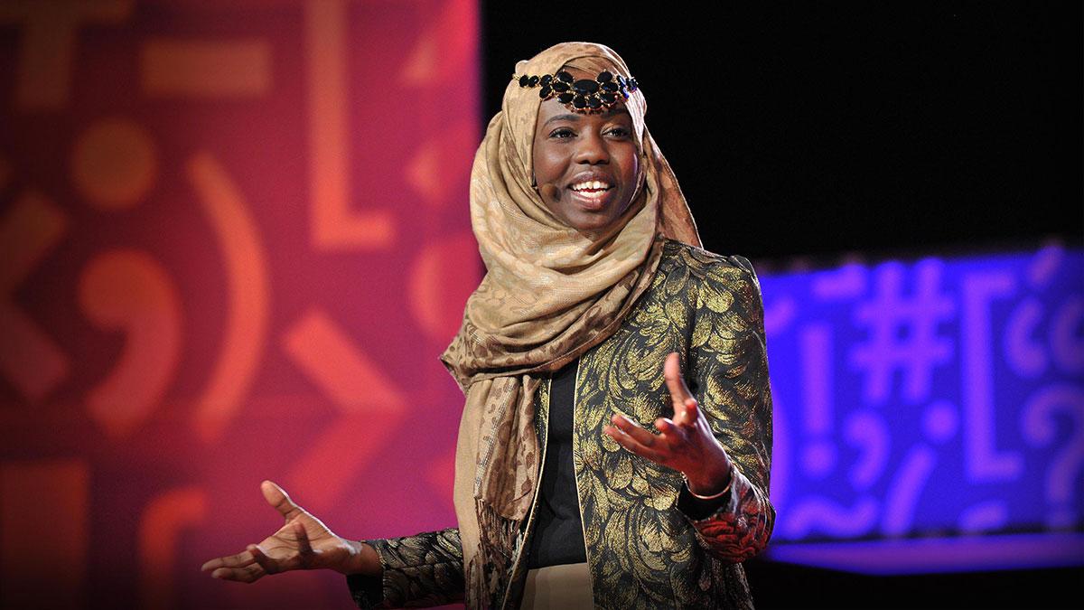 سخنرانی تد : یک شاعر جوان ماجرای دارفور را روایت میکند