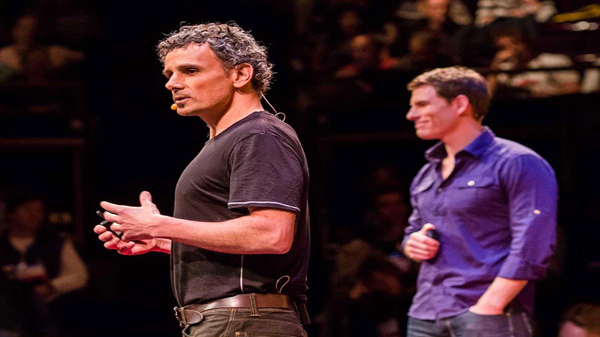 سخنرانی تد : ارتباط ایده های ارزشمند