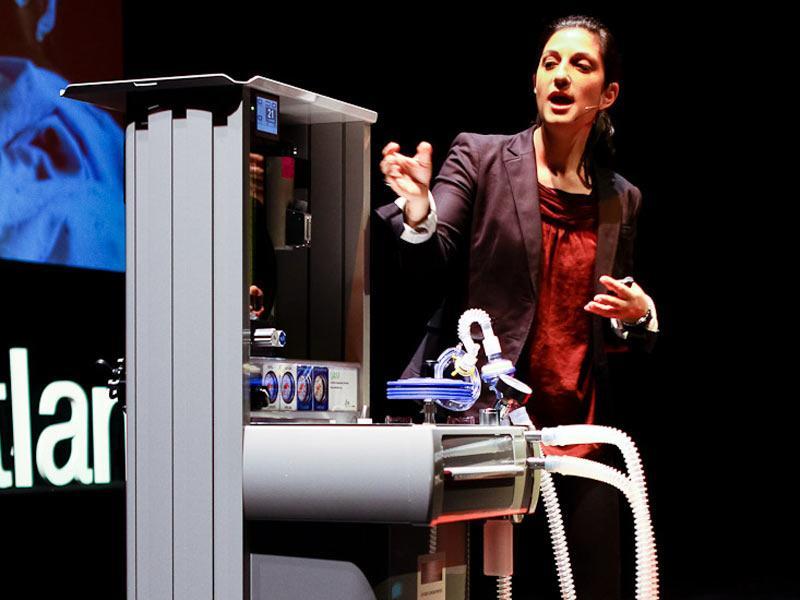 سخنرانی تد : اریکا فرنکل: دستگاه بیهوشی جهانی