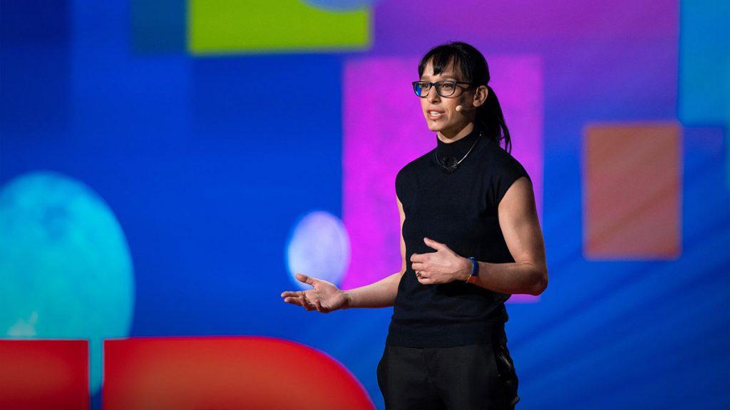 سخنرانی تد : ما چطور از فیزیک نجومی برای مطالعه مشکلات زمینی استفاده میکنیم