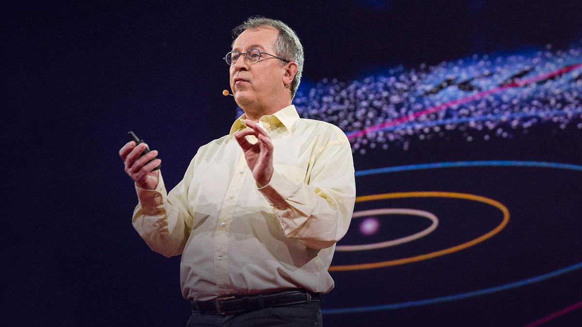 سخنرانی تد : چگونگی فرود بر یک ستاره دنبالهدار
