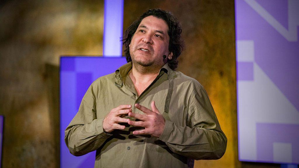 سخنرانی تد : آیا غذای خانگی میتواند دنیا را عوض کند؟