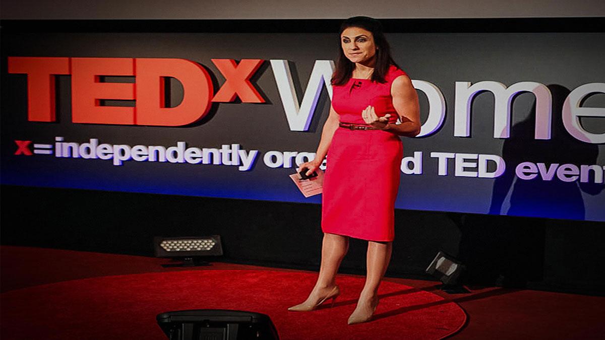 "سخنرانی تد : ""گیل زماخ لمون"": زنان کارآفرین، مثال نه استثنا"