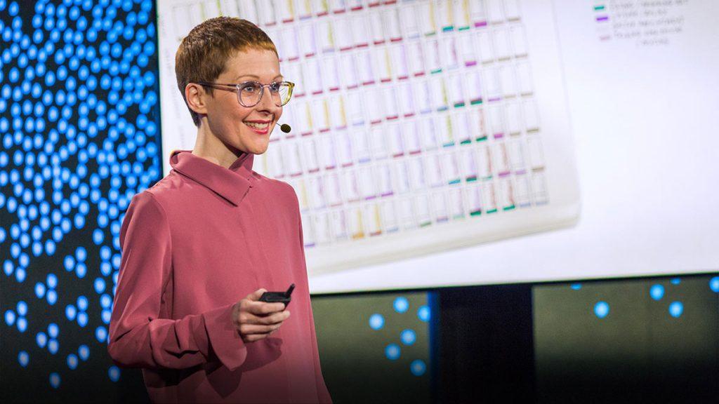 سخنرانی تد : چطور خودمان را در دادهها پیدا کنیم؟