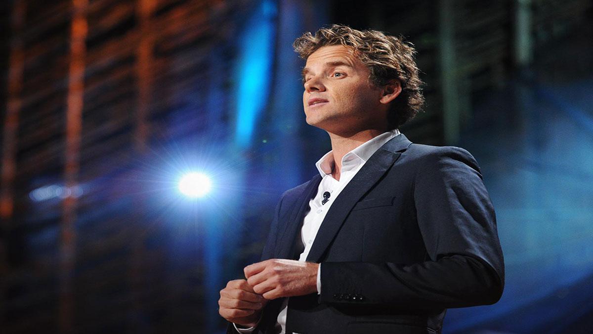 سخنرانی تد : گراهام هیل: چرا من یه گیاهخوار هفتگی هستم