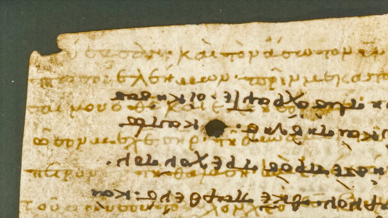 سخنرانی تد : چگونه اسرار متون باستانی را کشف می کنم