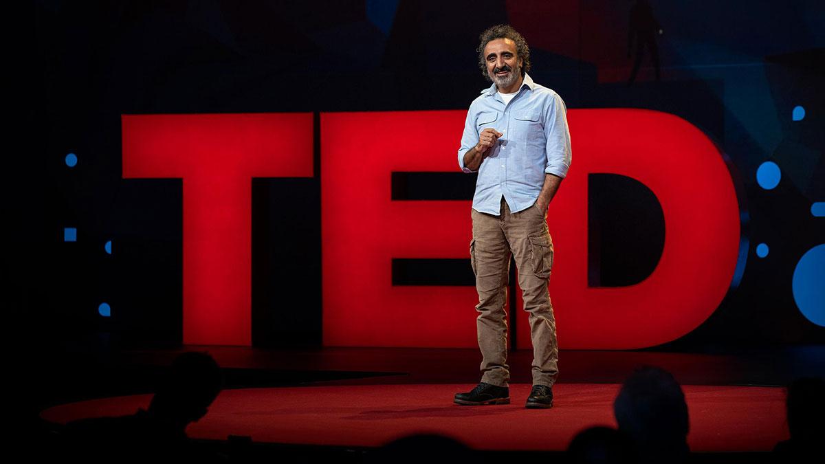 سخنرانی تد : کتاب راهبردی ضد-مدیرعامل